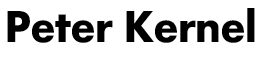 Peter Kernel(CH)