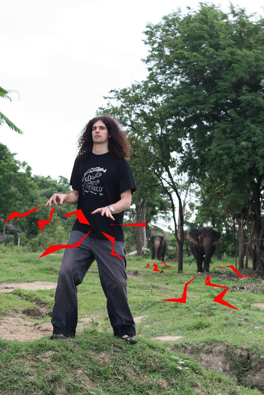 DJ Elephant Power(B)
